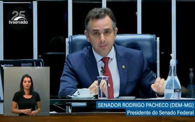 TV Senado agora oferece tradução simultânea em Libras
